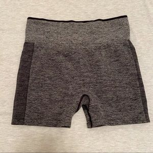 NWOT Gray workout shorts